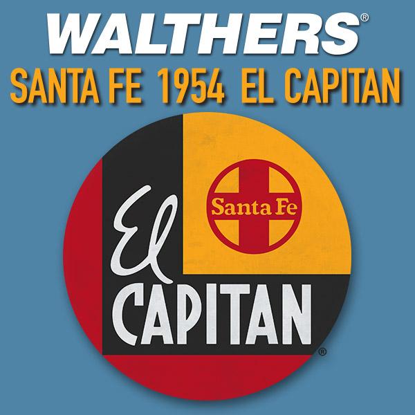 Santa Fe 1954 El Capitan