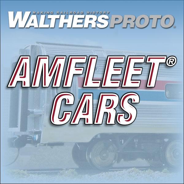 Amfleet Cars
