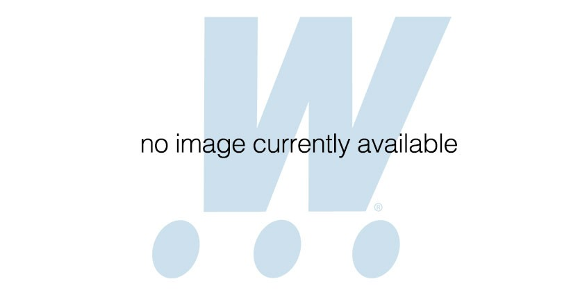 International(R) 7600 3-Axle Flatbed Truck - Assembled -- Orange Cab, Black Flatbed-1