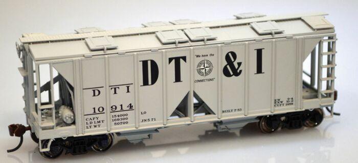 BOWSER HO 70T 2-BAY HOP DT/&I 8000542216