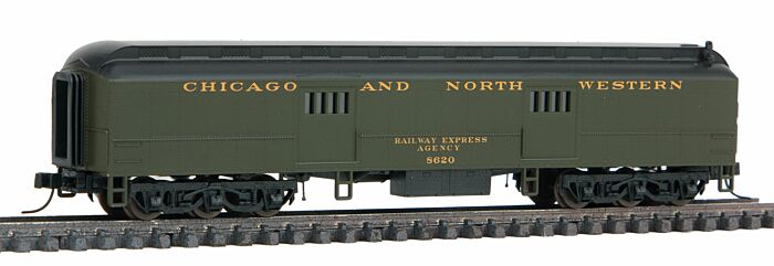 *FREE SHIPPING* WOT ILLINOIS CENTRAL 60/' Baggage-Express Car #675 400