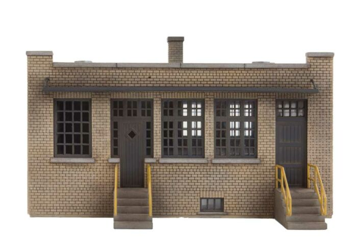 Walthers Cornerstone HO Scale Building//Structure Kit Industry Office
