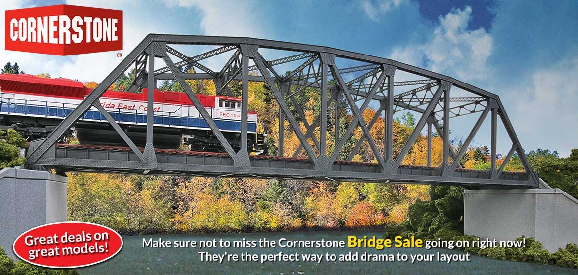 Cornerstone Bridge Sale