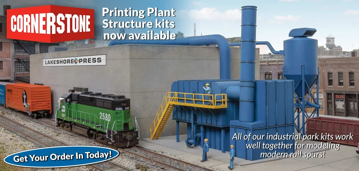 Printing Plant<br />Structure Kits