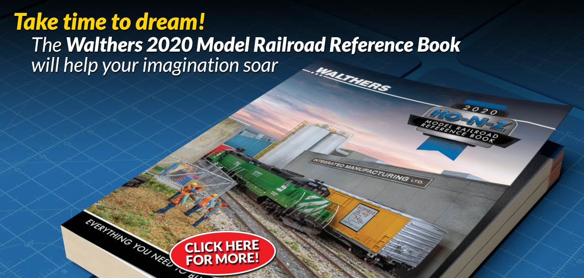 Walthers 2020<br />Reference Book