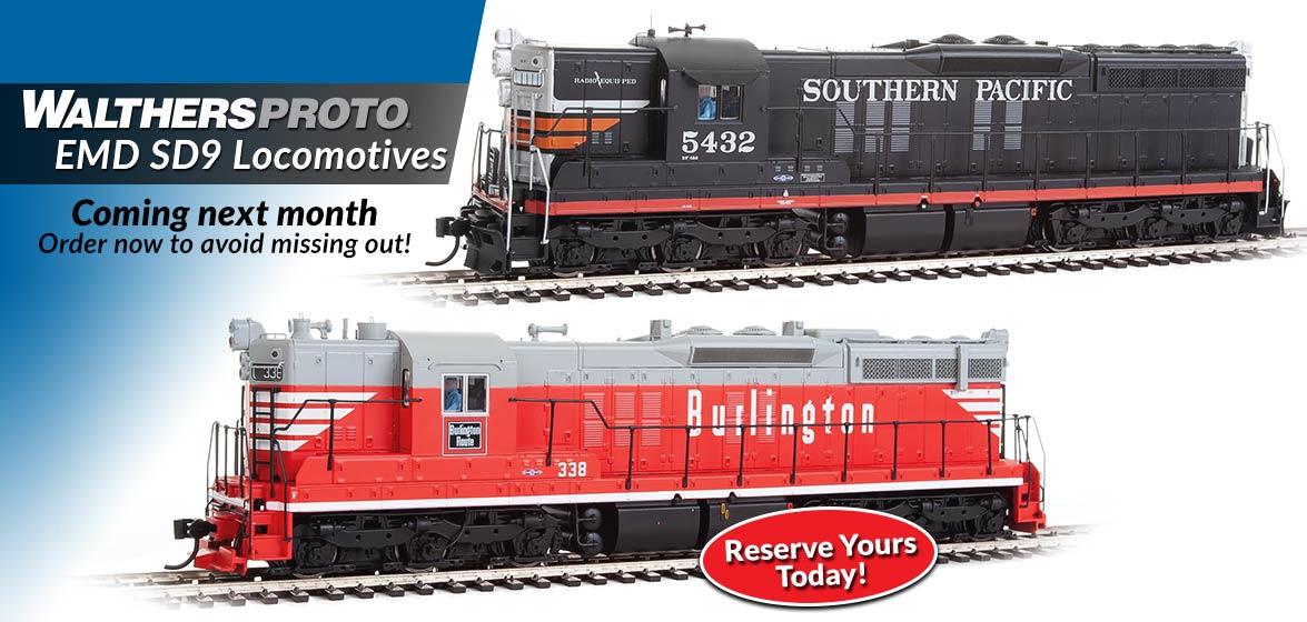 Walthers Model Railroading | Model Trains | Train Sets | Ho Scale
