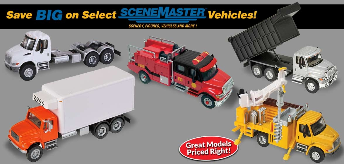 SceneMaster<br />Vehicles