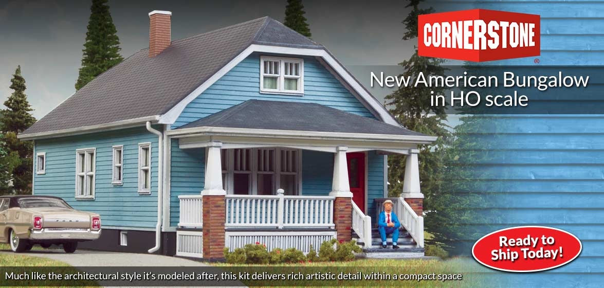 New American Bungalow