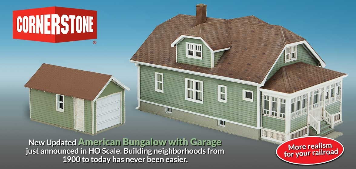 American Bungalow with Garage