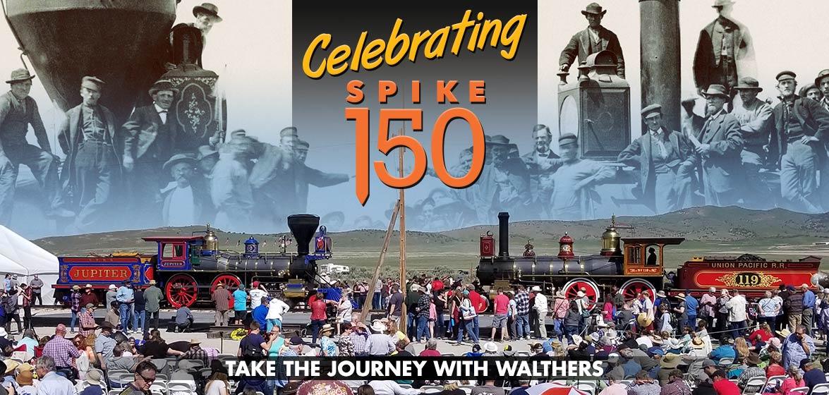 Celebrating Spike 150